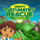 Go Diego Go Ultimate Rescue League παιχνίδι