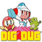 Dig Dug παιχνίδι