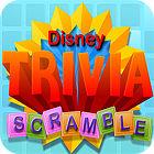 Disney Trivia Scramble παιχνίδι