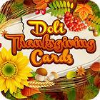 Doli Thanksgiving Cards παιχνίδι