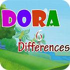 Dora Six Differences παιχνίδι