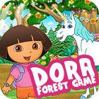 Dora. Forest Game παιχνίδι