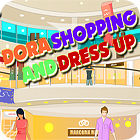 Dora - Shopping And Dress Up παιχνίδι
