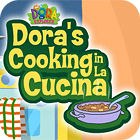 Dora's Cooking In La Cucina παιχνίδι