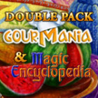 Double Pack Gourmania and Magic Encyclopedia παιχνίδι