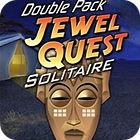 Double Pack Jewel Quest Solitaire παιχνίδι