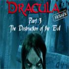 Dracula Series Part 3: The Destruction of Evil παιχνίδι