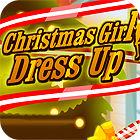 Dress-Up Christmas Girl παιχνίδι