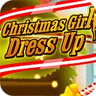 Dress-Up Christmas Girl παιχνίδι