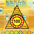 Egyptian Caribbean Poker παιχνίδι