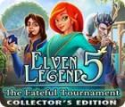 Elven Legend 5: The Fateful Tournament Collector's Edition παιχνίδι