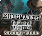 Enigmatis: The Ghosts of Maple Creek Strategy Guide παιχνίδι