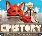 Epistory: Typing Chronicles παιχνίδι