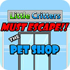 Escape The Pet Shop παιχνίδι