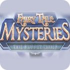 Fairy Tale Mysteries: The Puppet Thief Collector's Edition παιχνίδι