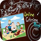 Family Guy Online Coloring παιχνίδι