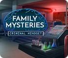 Family Mysteries: Criminal Mindset παιχνίδι