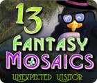 Fantasy Mosaics 13: Unexpected Visitor παιχνίδι