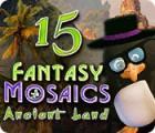 Fantasy Mosaics 15: Ancient Land παιχνίδι