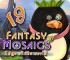 Fantasy Mosaics 19: Edge of the World παιχνίδι