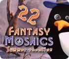 Fantasy Mosaics 22: Summer Vacation παιχνίδι