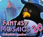 Fantasy Mosaics 26: Fairytale Garden παιχνίδι