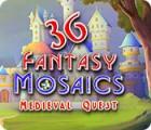 Fantasy Mosaics 36: Medieval Quest παιχνίδι