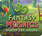 Fantasy Mosaics 39: Behind the Mirror παιχνίδι