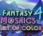 Fantasy Mosaics 4: Art of Color παιχνίδι