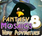 Fantasy Mosaics 8: New Adventure παιχνίδι