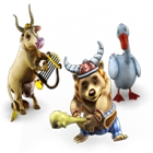 Farm Frenzy: Ancient Rome παιχνίδι