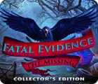 Fatal Evidence: The Missing Collector's Edition παιχνίδι