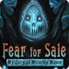 Fear For Sale: Mystery of McInroy Manor παιχνίδι