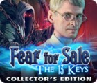 Fear for Sale: The 13 Keys Collector's Edition παιχνίδι