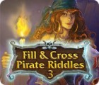 Fill and Cross Pirate Riddles 3 παιχνίδι