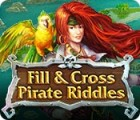 Fill and Cross Pirate Riddles παιχνίδι