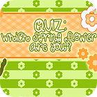 Flower Quiz παιχνίδι