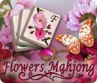 Flowers Mahjong παιχνίδι
