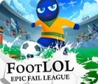 Foot LOL: Epic Fail League παιχνίδι