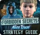 Forbidden Secrets: Alien Town Strategy Guide παιχνίδι