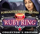Forgotten Kingdoms: The Ruby Ring Collector's Edition παιχνίδι