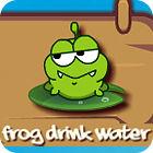 Frog Drink Water παιχνίδι