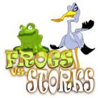 Frogs vs Storks παιχνίδι