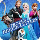 Frozen. Hidden Letters παιχνίδι