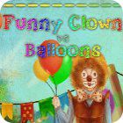 Funny Clown vs Balloons παιχνίδι