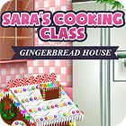 Sara's Cooking — Gingerbread House παιχνίδι