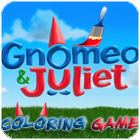 Gnomeo and Juliet Coloring παιχνίδι