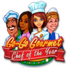 Go-Go Gourmet: Chef of the Year παιχνίδι