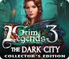 Grim Legends 3: The Dark City Collector's Edition παιχνίδι