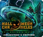 Halloween Chronicles: Evil Behind a Mask Collector's Edition παιχνίδι